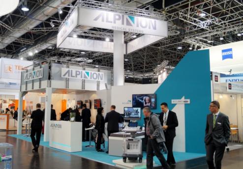 Alpinion es innovación en medicina