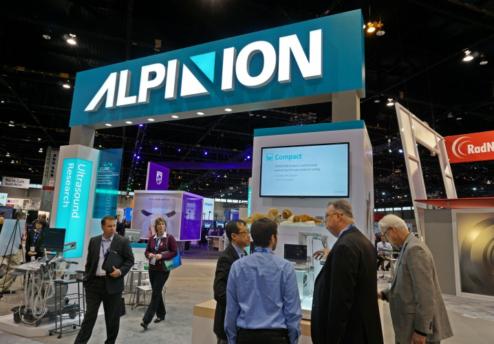 Alpinion en la RSNA