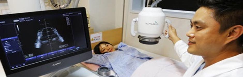 ecografos para mioma uterino