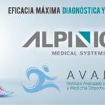La marca de ecógrafos Alpinion aliada de Avanfi