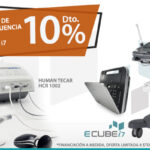 Ecógrafos para radiofrecuencia HCR 1002 con 10% Dto.