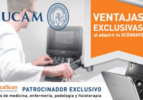 medical scan patrocinador ucam