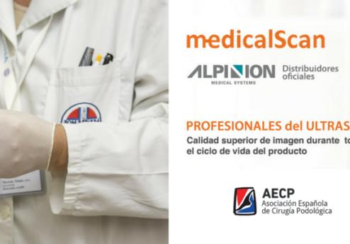 aecp ecógrafos para cirugía podológica