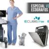 Nueva línea de ecógrafos veterinaria