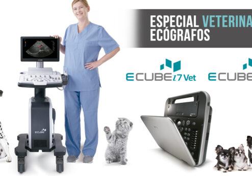 Nuevos ecógrafos veterinaria