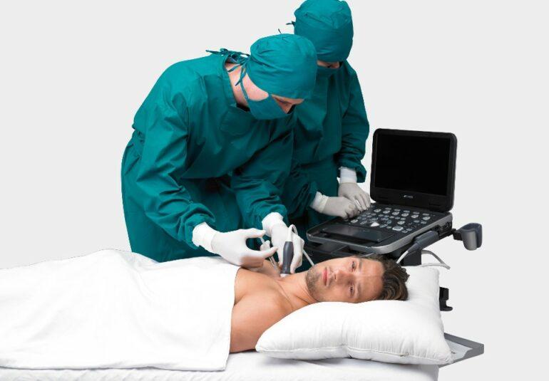 ecografias y medicina estética